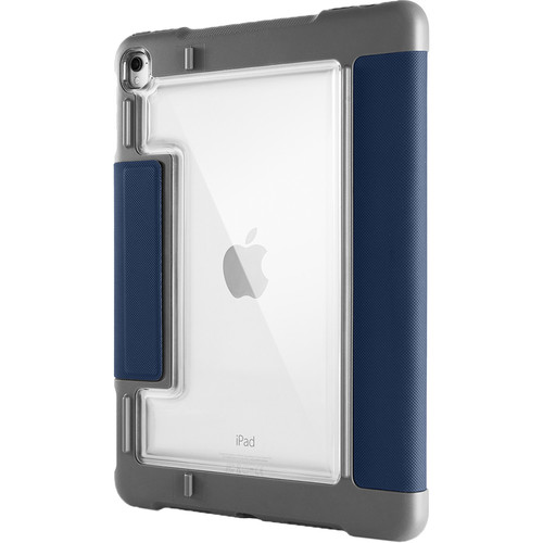 "STM Dux Plus Case for 10.5"" iPad Pro (Midnight Blue, Retail Packaging)"