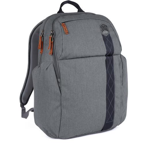 """STM Kings 15"""" Laptop Backpack (Tornado Grey)"""