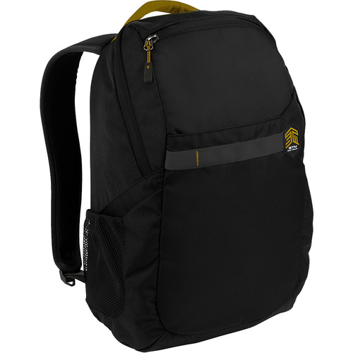 "STM Saga 15"" Laptop Backpack (Black)"