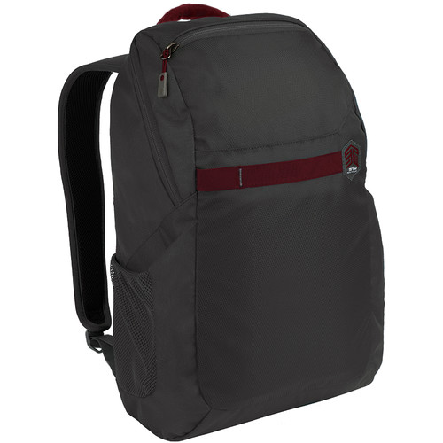 "STM Saga 15"" Laptop Backpack (Grante Gray)"
