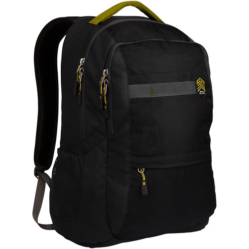 "STM Trilogy 15"" Laptop Backpack (Black)"