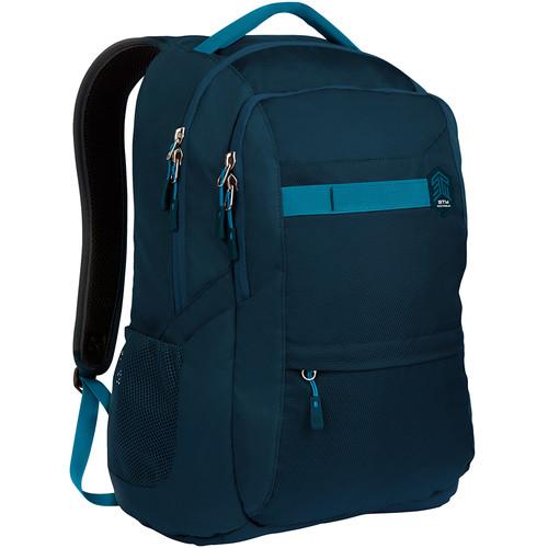 """STM Trilogy 15"""" Laptop Backpack (Dark Navy)"""