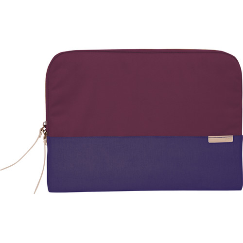 "STM Grace 11"" Laptop Sleeve (Dark Purple)"
