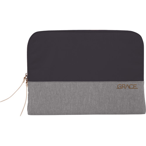 "STM Grace 13"" Laptop Sleeve (Cloud Grey)"
