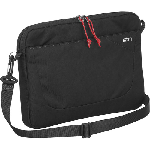 "STM Blazer 11"" Laptop Sleeve (Black)"