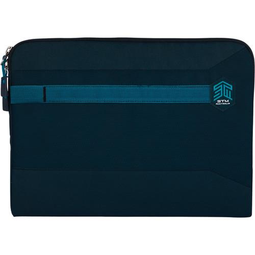 "STM Summary 13"" Laptop Sleeve (Dark Navy)"