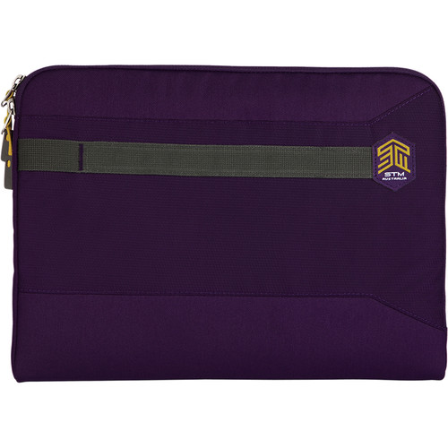 "STM Summary 13"" Laptop Sleeve (Royal Purple)"