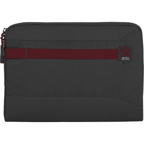 "STM Summary 15"" Laptop Sleeve (Granite Gray)"
