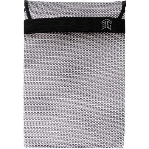 "STM Knit Glove 13"" Laptop Sleeve (White)"