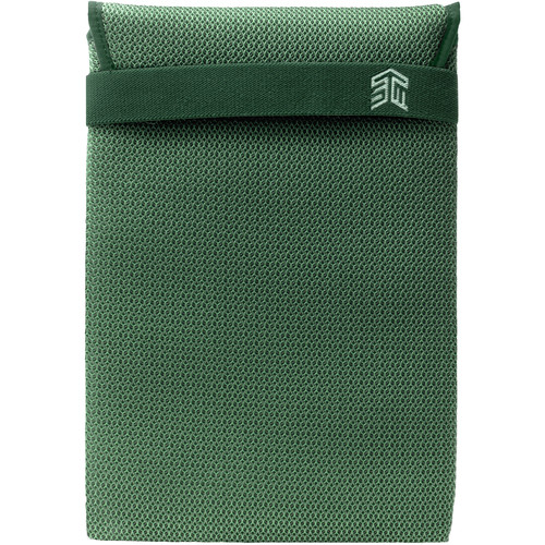 "STM Knit Glove 13"" Laptop Sleeve (Green)"