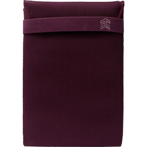 "STM Knit Glove 13"" Laptop Sleeve (Plum)"