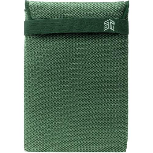 "STM Knit Glove 15"" Laptop Sleeve (Green)"