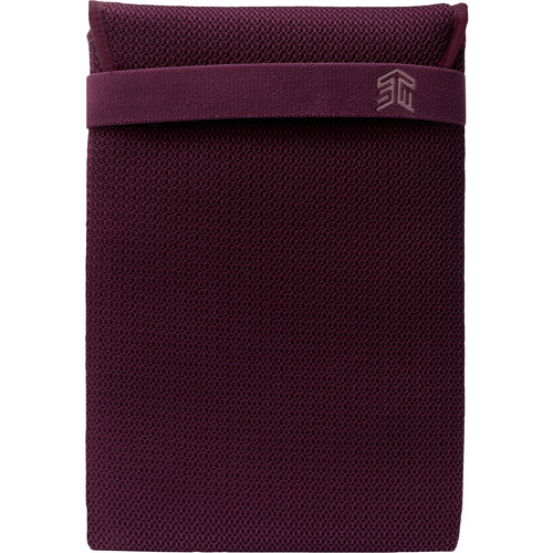 "STM Knit Glove 15"" Laptop Sleeve (Plum)"