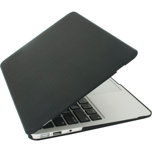 "STM grip Case for MacBook Air 13"" (Black)"