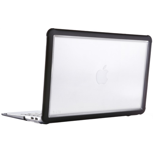 """STM Dux 13"""" Macbook Air Case (Black)"""