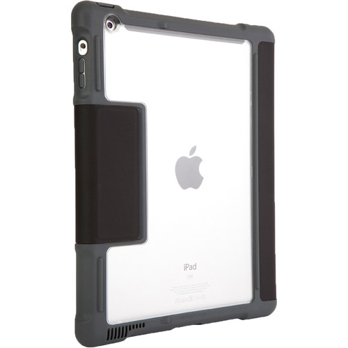 STM Dux Rugged Case for iPad 2/3/4 (Black)