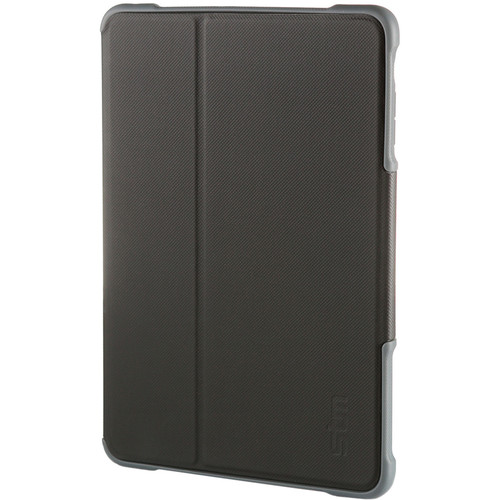 STM Dux Rugged Case for iPad Air (Black, Bulk Packaging)