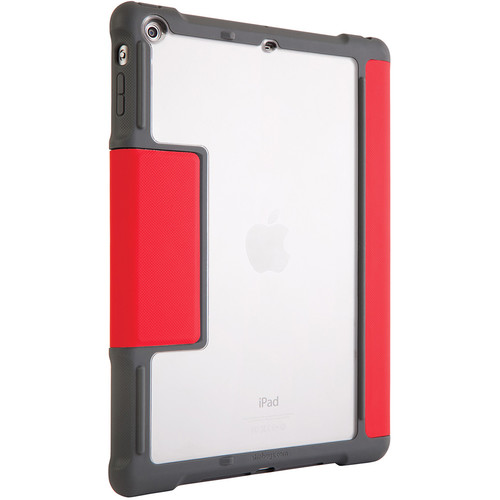 """STM Dux Case for Apple 9.7"""" iPad Air (Red)"""
