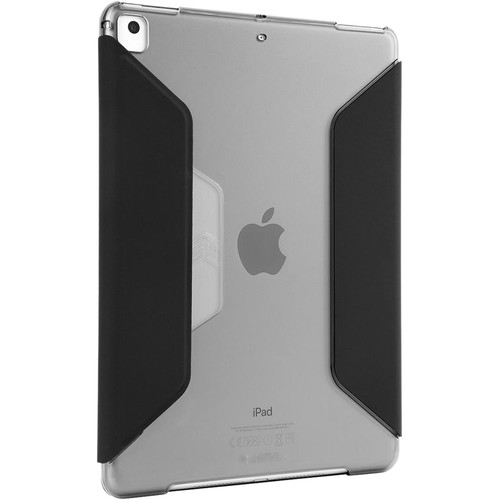 STM Studio Case for iPad 5th Gen, iPad Pro 9.7 & iPad Air 1/2 (Black Smoke)