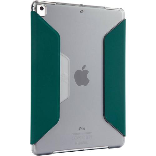 STM Studio Case for iPad 5th Gen, iPad Pro 9.7 & iPad Air 1/2 (Dark Green Smoke)
