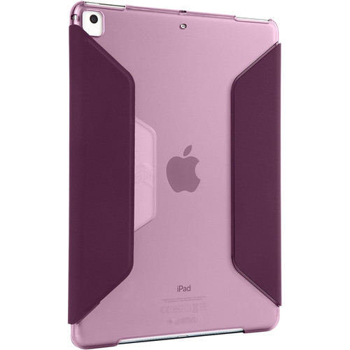 STM Studio Case for iPad 5th/6th Gen, iPad Pro 9.7 & iPad Air 1/2 (Dark Purple)