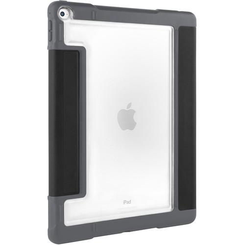 """STM Dux Plus Case for 12.9"""" iPad Pro (Black)"""