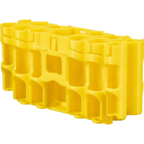 STORACELL A9 Pack Battery Caddy (Yellow)