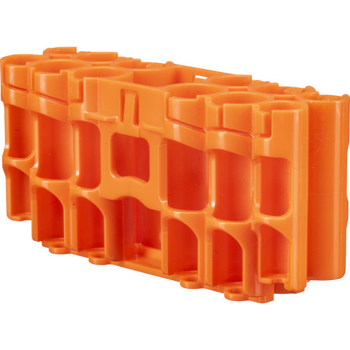 STORACELL A9 Pack Battery Caddy (Orange)