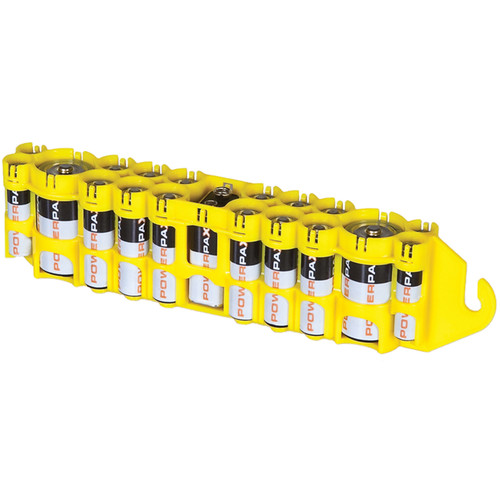 STORACELL Original Battery Caddy (Yellow)