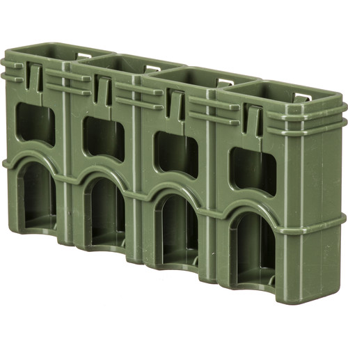 STORACELL SlimLine 9V Battery Holder (Military Green)