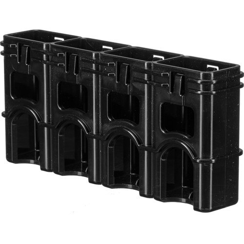 STORACELL SlimLine 9V Battery Holder (Tuxedo Black)
