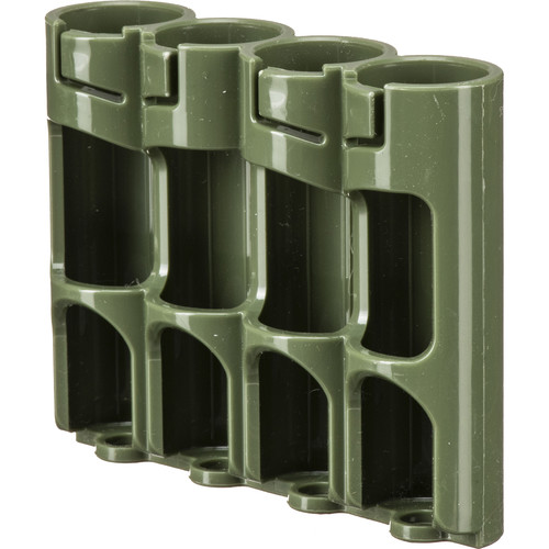 STORACELL SlimLine AA Battery Holder (Military Green)