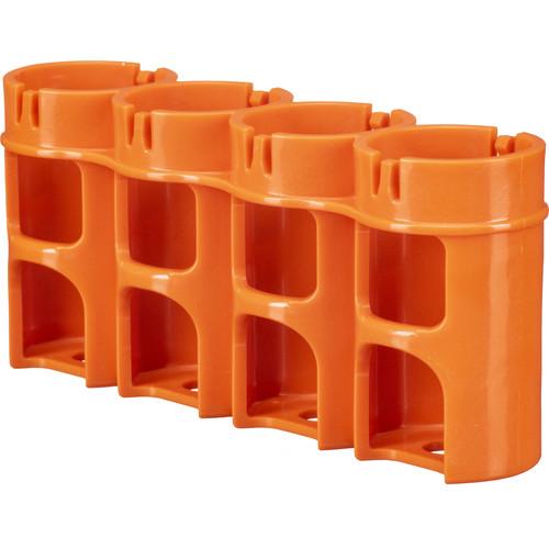 STORACELL SlimLine C4 Battery Holder (Orange)