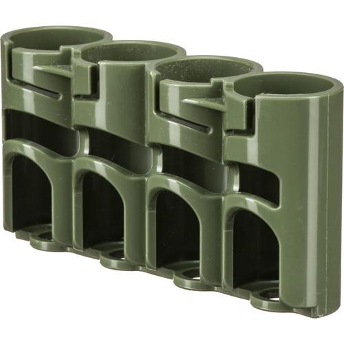 STORACELL SlimLine CR123 Battery Holder (Military Green)