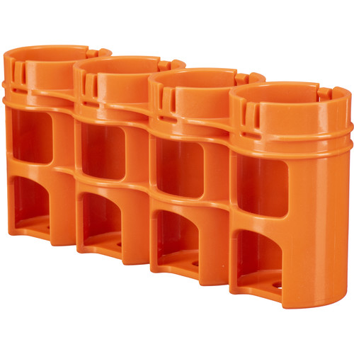 STORACELL SlimLine D4 Battery Holder (Orange)