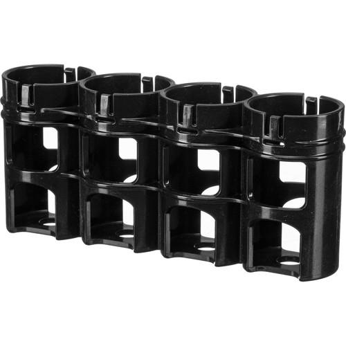 STORACELL SlimLine D4 Battery Holder (Tuxedo Black)