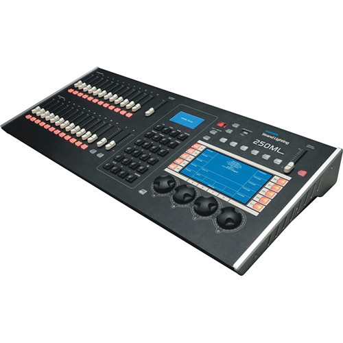 Strand Lighting 250ML Portable Lighting Control Console
