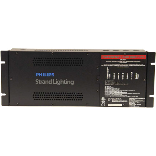 Strand Lighting Emergency DMX Bypass Switch