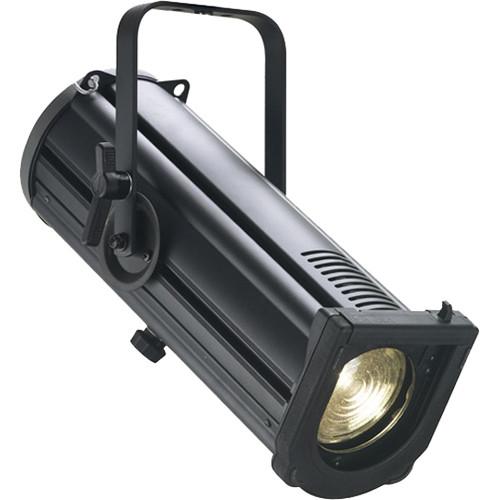 Strand Lighting PLFRESNEL1 LED Luminaire with 15-54° Fresnel (Black)