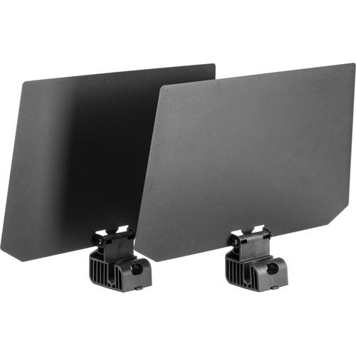 Strand Lighting 2-Leaf Barndoor Set for Studio Panel LED Luminaire