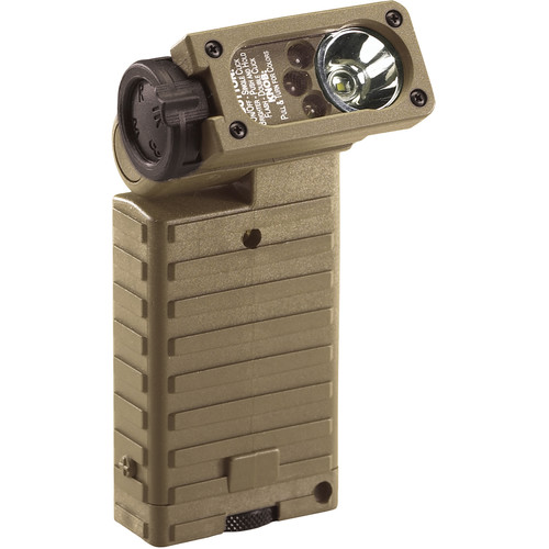 Streamlight Sidewinder Military Model Hands-Free Light (White, Red, Blue, Infrared LEDs; Clamshell Packaging)