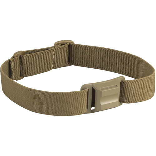 Streamlight Elastic Headstrap for Sidewinder Compact and Polytac 90 (Coyote)