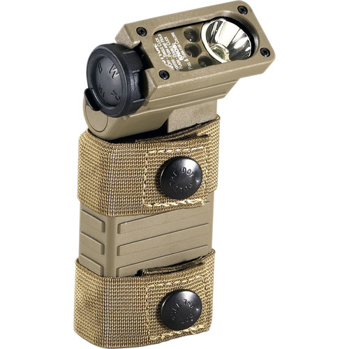 Streamlight Sidewinder Hands-Free Rescue Light with MOLLE Retainer & Paracord (Clamshell Packaging)