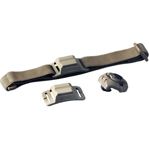 Streamlight Sidewinder Helmet Mount Accessory Kit (Coyote)