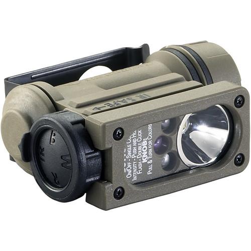 Streamlight Sidewinder Compact II Military LED Headlight (Box)