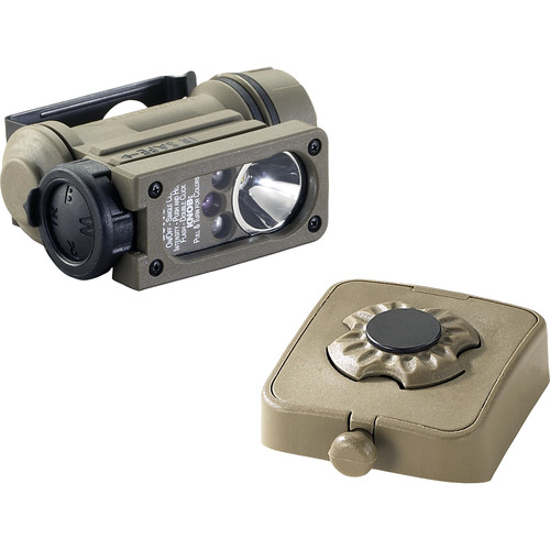 Streamlight Sidewinder Compact II Aviation Model Hands-Free Light (White, Green, Blue, Infrared LEDs)