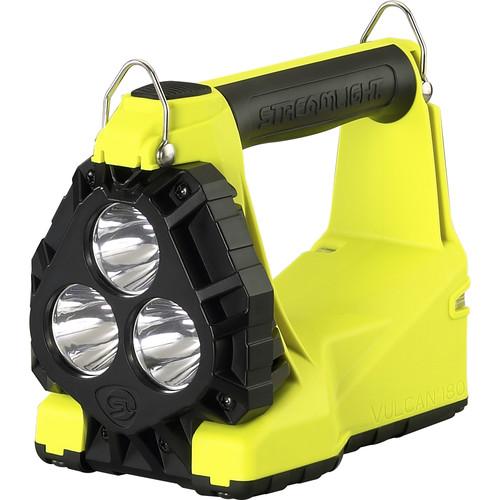 Streamlight Vulcan 180 Lantern (No Charger, Yellow)