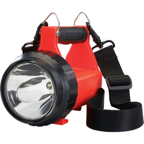 Streamlight Fire Vulcan LED Lantern (without Charger, Orange)