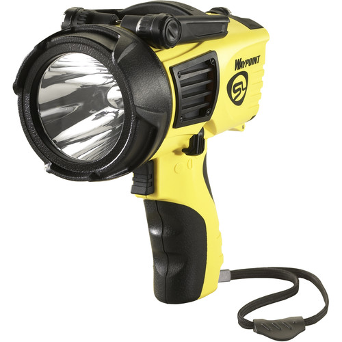 Streamlight Waypoint Pistol-Grip Spotlight (Yellow)