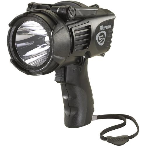 Streamlight Waypoint Pistol-Grip Spotlight (Black, Boxed)